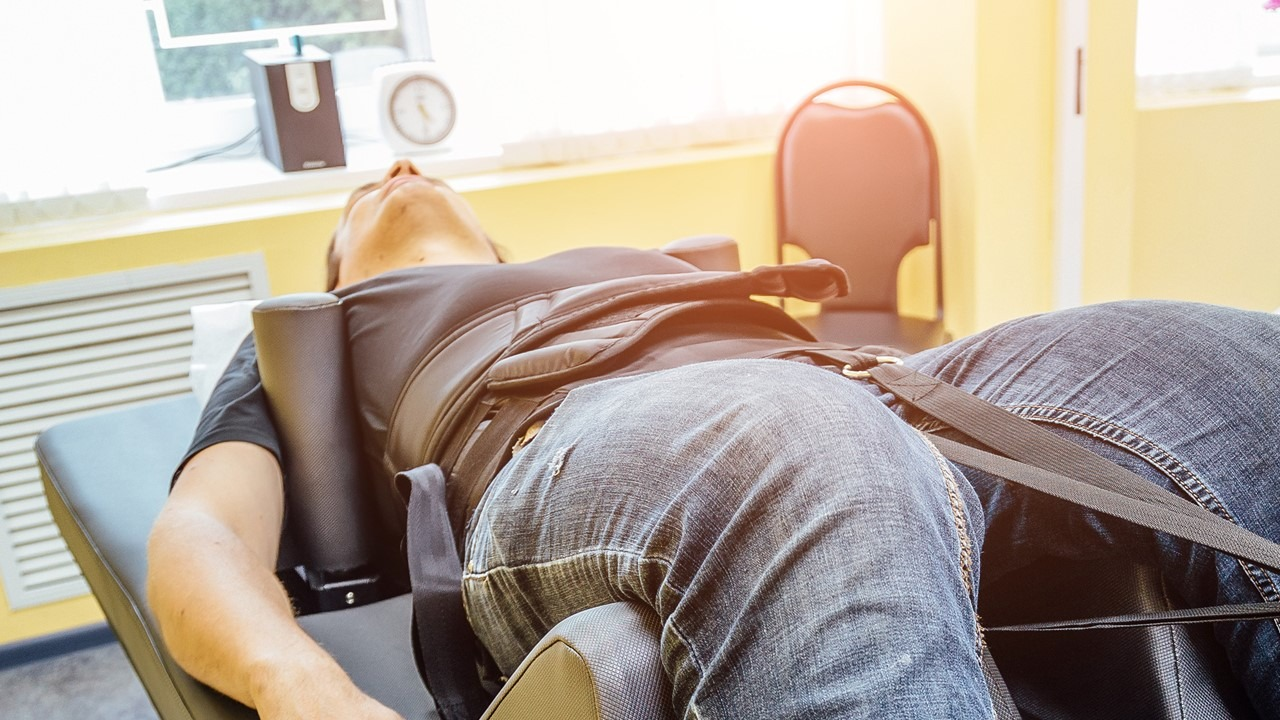 Decompression Therapy in Chiropractor Fort Worth